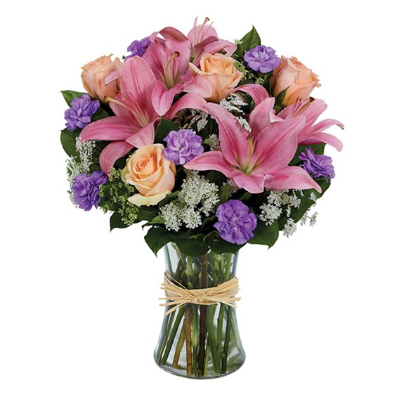 Delightful Blooms flower bouquet (BF337-11KL)